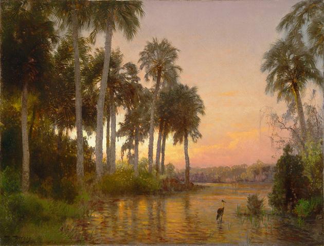 Hermann Herzog And Florida
